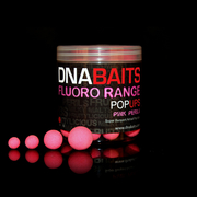 DNA Baits Pink Perils Fluro Pop Ups Various Sizes