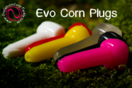 Evolution Carp Tackle Corn Plugs (pop-up) 6 per pack Various Colours