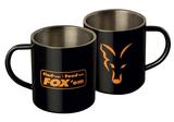 Fox Stainless Steel Mug - 400ml
