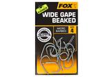 Fox Edges Wide Gape Beaked Hooks Various Sizes