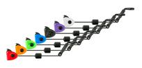 Fox Black Label Mini Swinger Indicators Various Colours (Min 3)