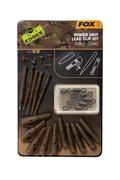 Fox EDGES™ Camo Power Grip Lead Clip Kits Size 7 x5 CAC776