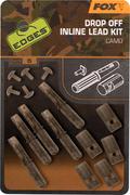 Fox EDGES™ Camo In-line Lead Drop Off Kits x 5 CAC782