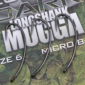Gardner Covert Dark Longshank Mugga Hook Various Sizes