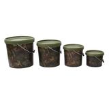 Gardner Camo Bait Buckets Various Sizes