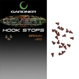 Gardner Tackle Covert Hook Stops Various Colours