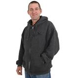 Gardner Grey Zipped Hoody All Sizes