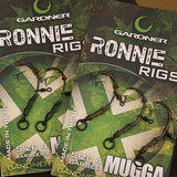 Gardner Tackle Continental Ronnie Rigs All Sizes