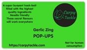 Garlic Zing Green Custom 14mm Pop Ups Available Soon!