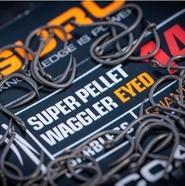 Guru Super Pellet Waggler Eyed Hooks Various Sizes