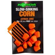 Korda Slow Sinking Corn Orange Zing