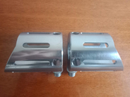 Prologic Butt Cup Rod Rests x 2 Used