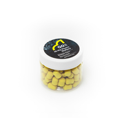 Spotted Fin GO2 Classic Corn Hi-Viz Wafters Various Sizes