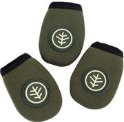 Wychwood Neoprene 50mm Butt Protectors (3)